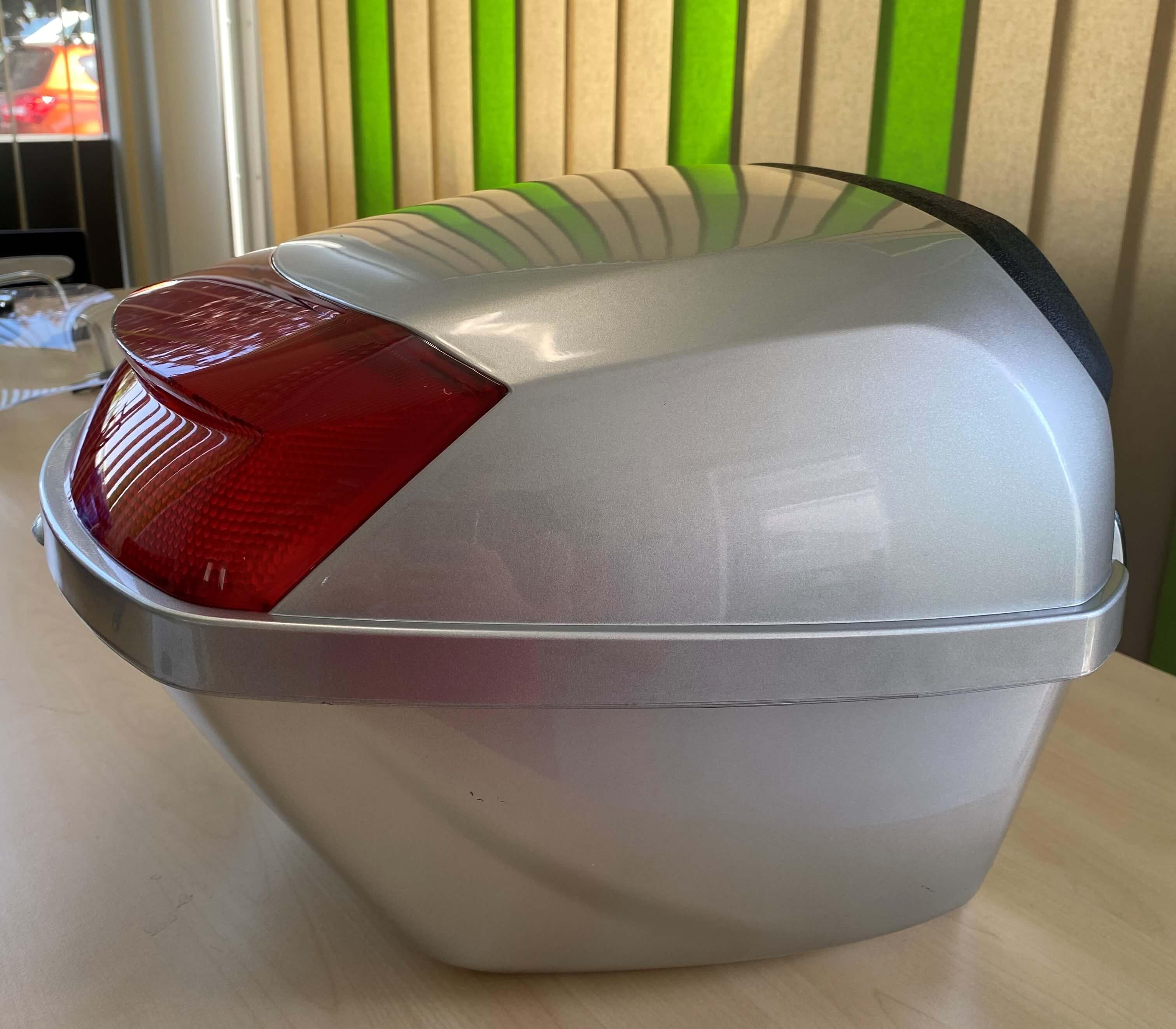 Hátsó doboz - Veracruz silver