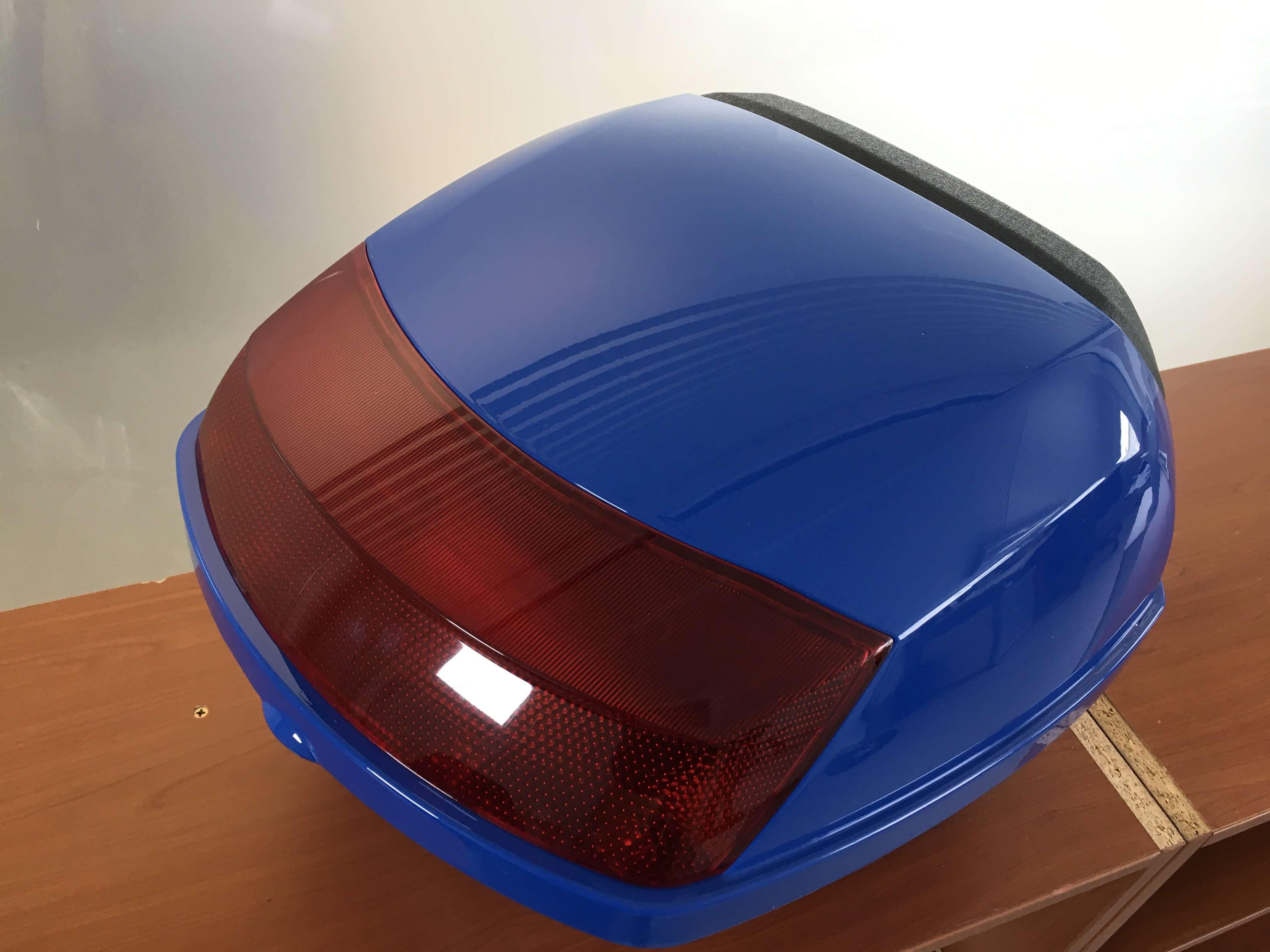 Hátsó doboz - S1 kék